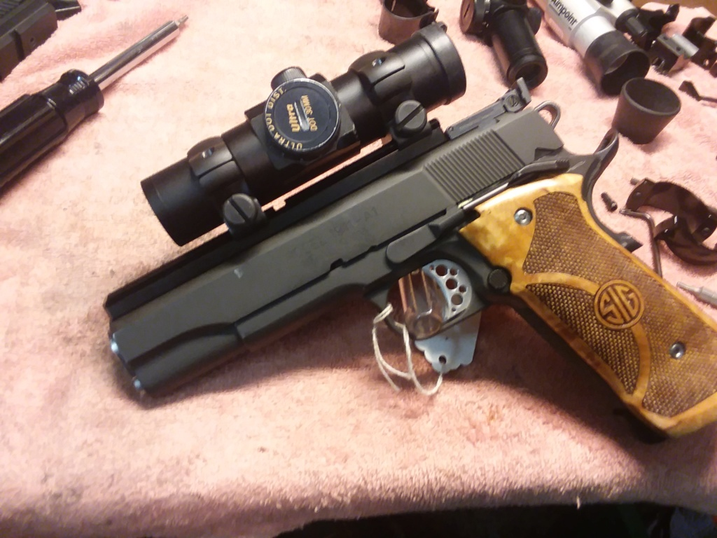Most popular 9mm pistol? 20190713