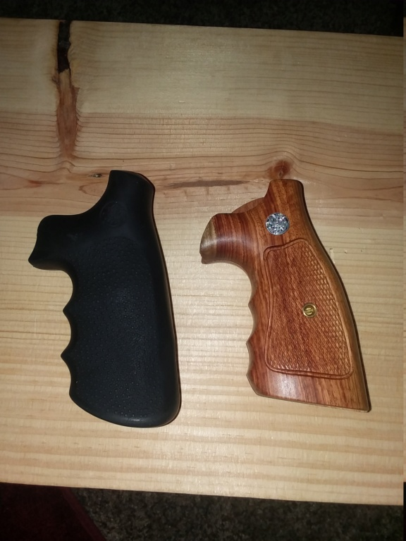 WTB: round butt to square butt M 14 grips 20190810