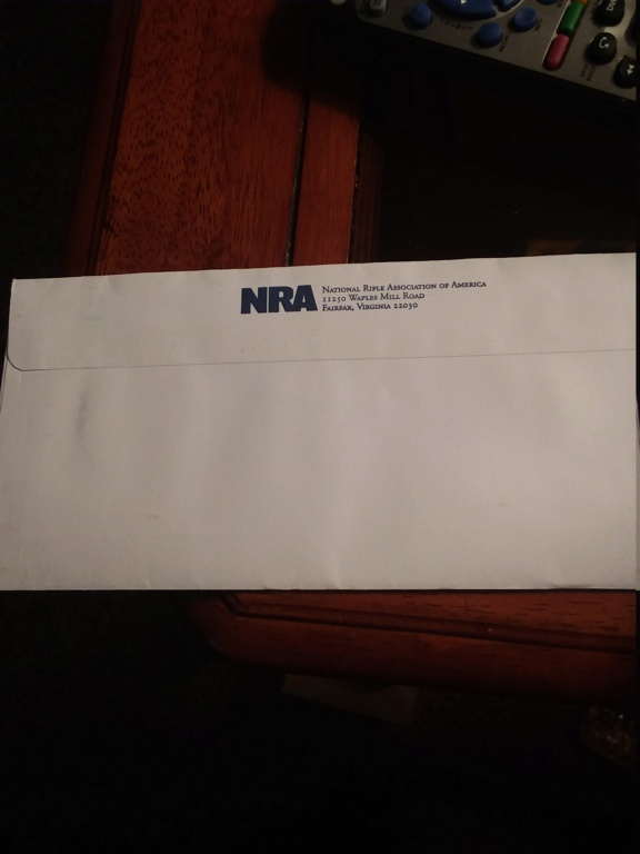 Anyone Home At the NRA? - Page 2 20191110