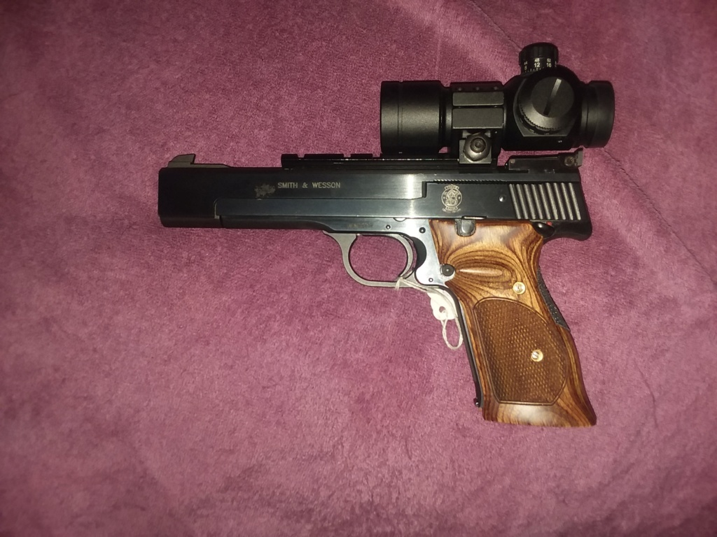 Time for a new gun???? 20200120