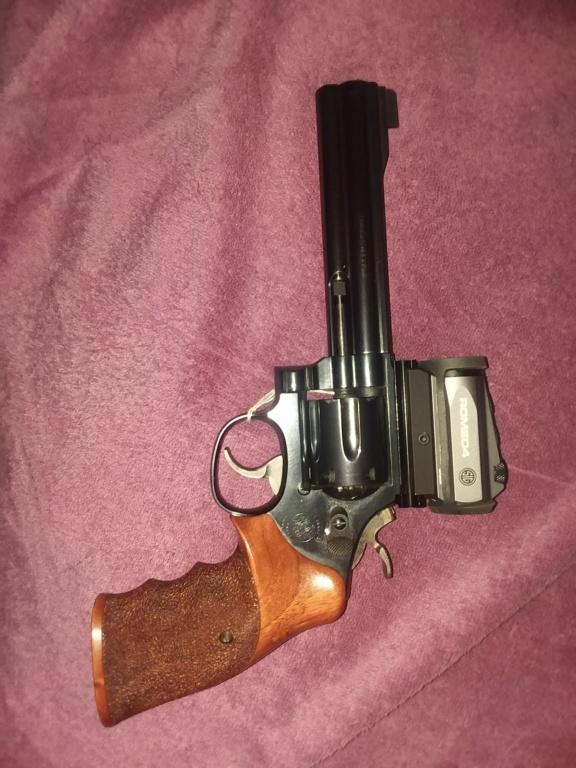 Any reason not to use .45colt caliber? 20200123