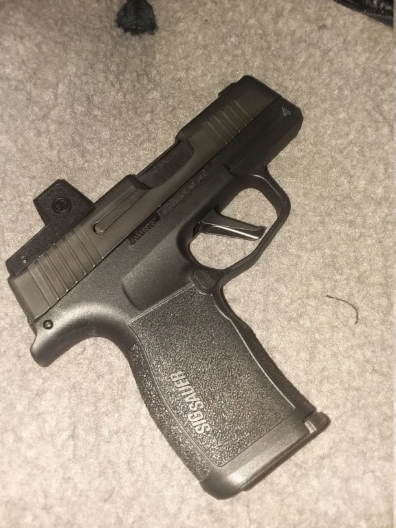 New CCW weapon 20210615