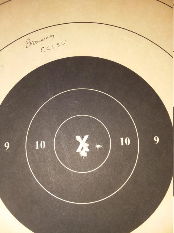 Browning Buck Mark Field Target vs. Ruger Mk IV Target? Buckma10