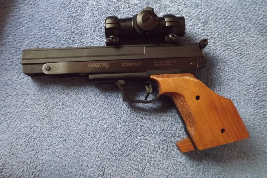 Air Venturi V10 Air Pistol Reviews?  Dscf0213