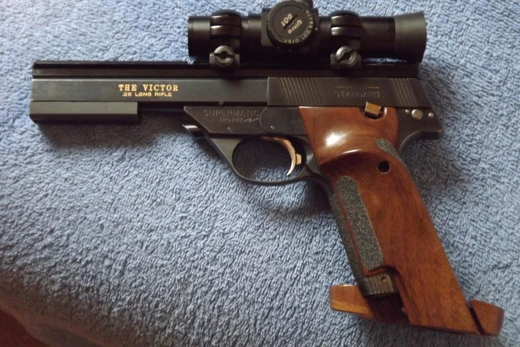 Any you guys shoot High Standard Pistols? Dscf0315