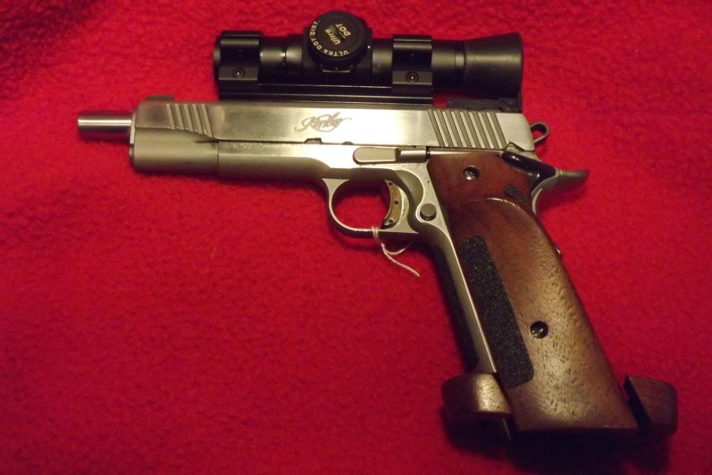 Kimber 1911 Stainless II Target 5 inch Dscf0828