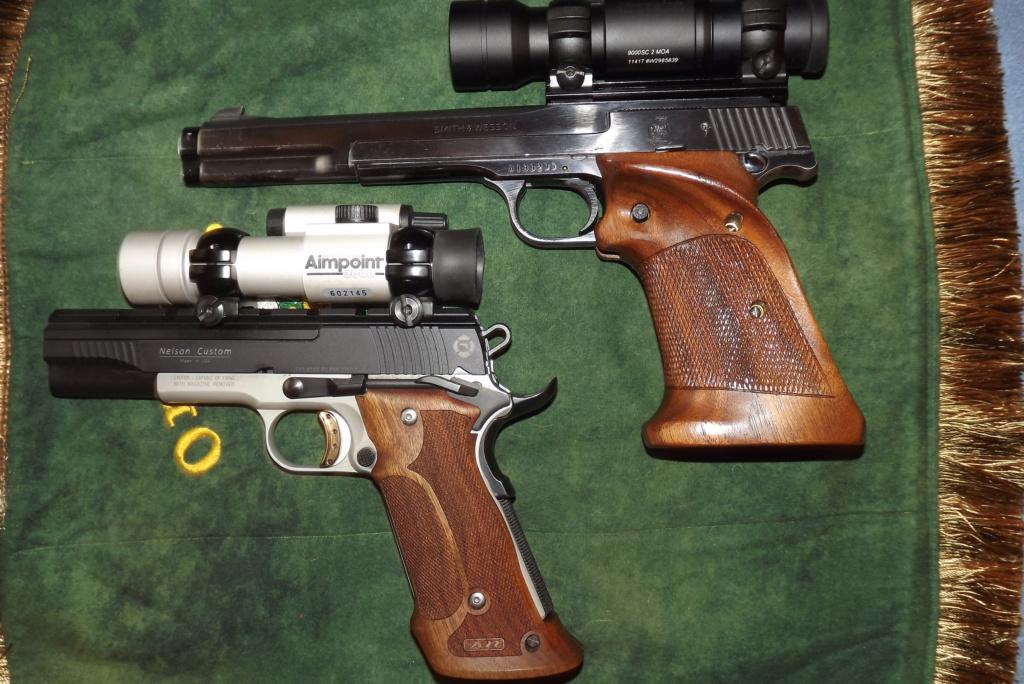 S&W Model 41 Optic mounting Options?  Dscf1310