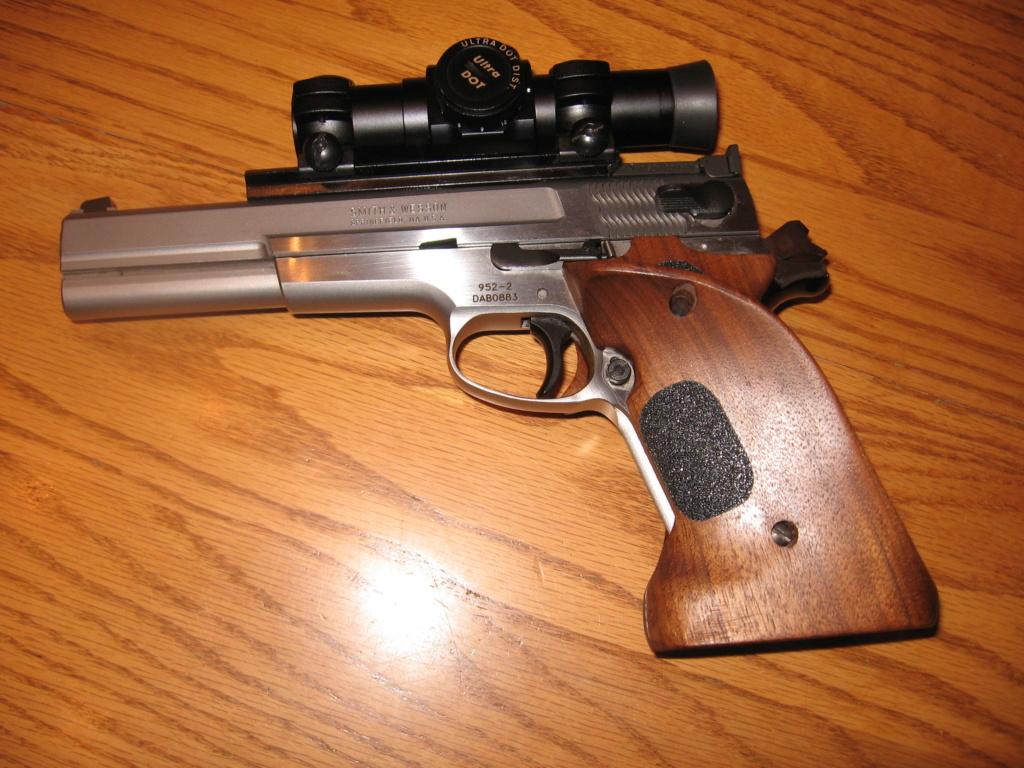 What's your favorite non-1911 semi auto CF pistol? Glamou10