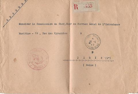 N°56 - Bureau Naval de Casablanca 5610