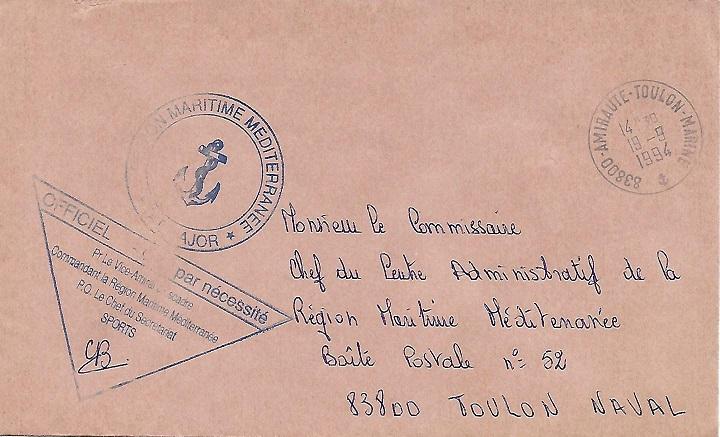 TOULON - AMIRAUTE - TOULON - MARINE Amirau11