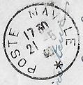 Les Cachets Anonymes de 1940. Type_i10