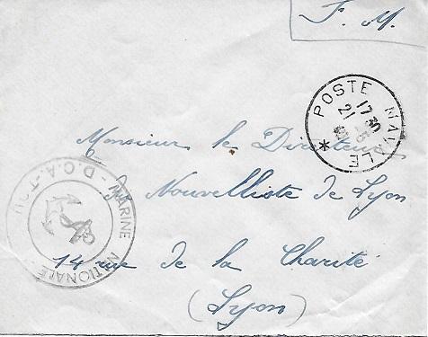 Les Cachets Anonymes de 1940. Type_i12