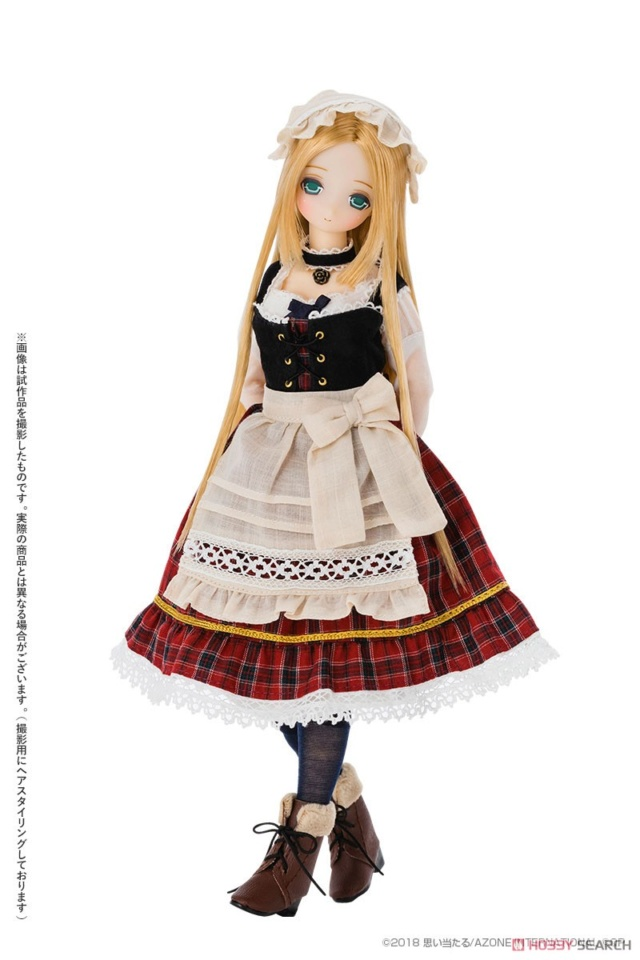 [V] Azone PN Mio Rose Red - NEW 10553912