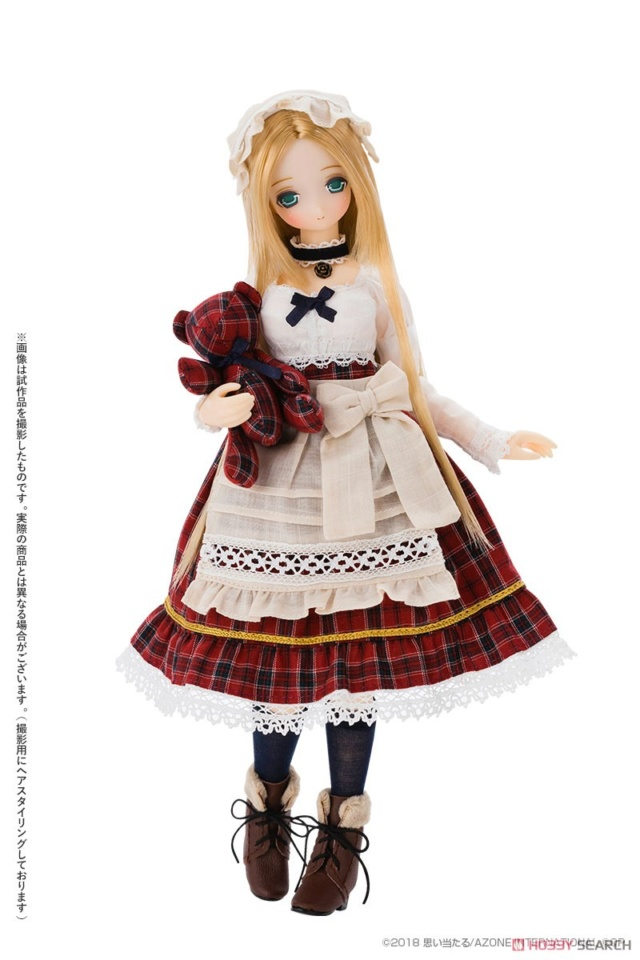 [V] Azone PN Mio Rose Red - NEW 10553913