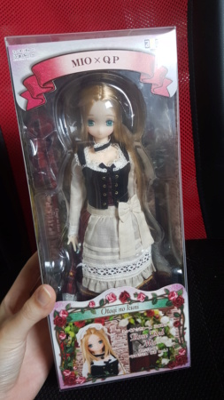 [V] Azone PN Mio Rose Red - NEW 20180918