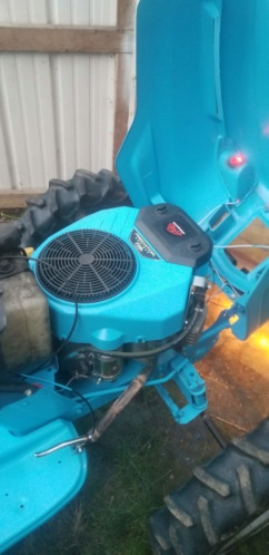 Troy Built Mud Mower 708cc Predator V-Twin 20190512