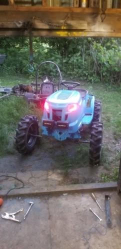 Troy Built Mud Mower 708cc Predator V-Twin 20190514