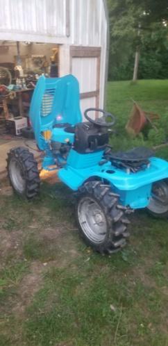 Troy Built Mud Mower 708cc Predator V-Twin 20190515