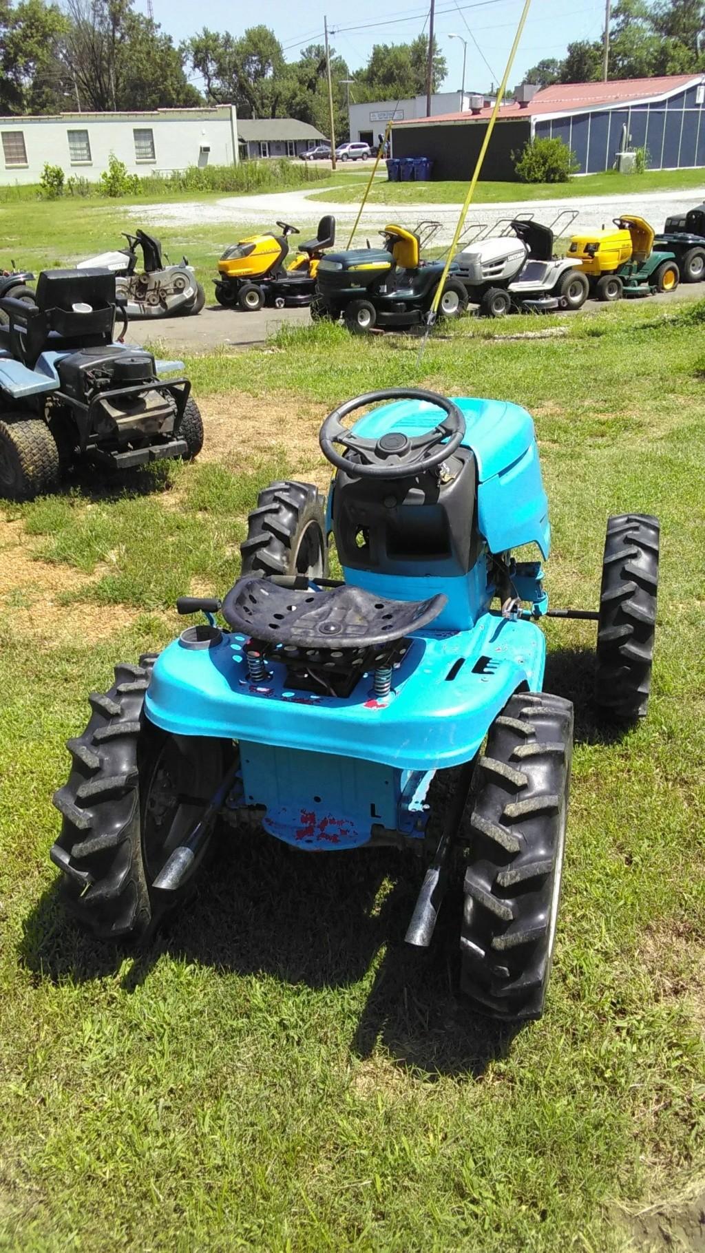 Troy Built Mud Mower 708cc Predator V-Twin Img_2014