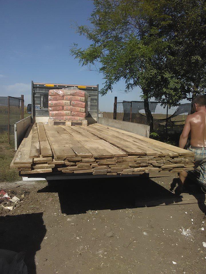 CONSTRUCTION D'UNE PIECE POUR LES CHIENS EN LIBERTE 42403710