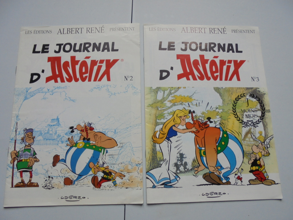 echanges asterix  Dsc03943