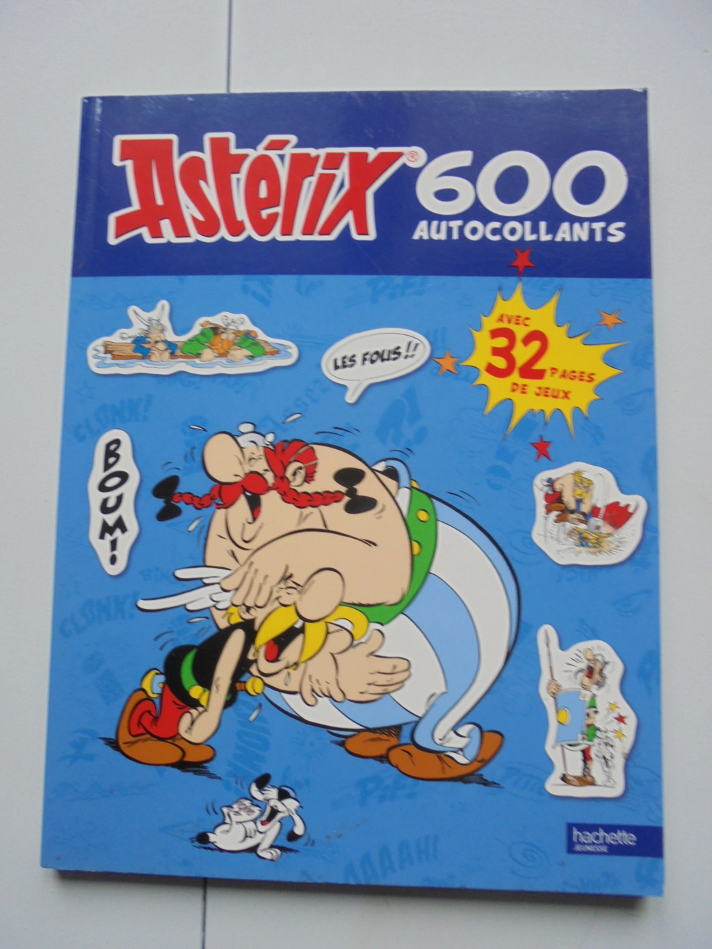 echanges asterix  Dsc03949