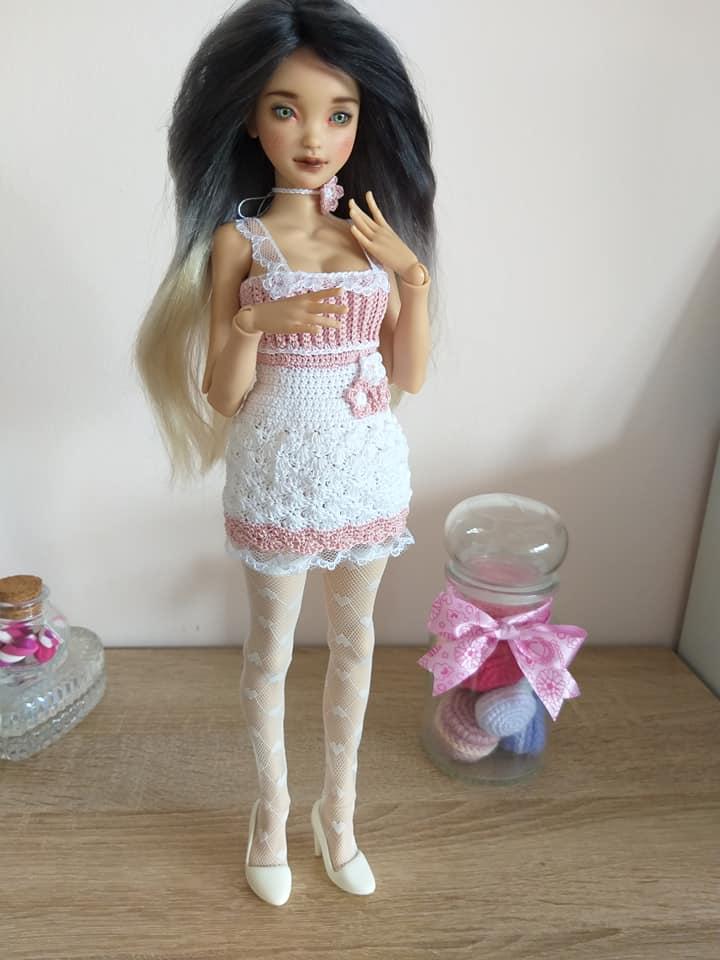 [VENTE ,ÉCHANGE] Ziya light tan de youpla dolls 66094010