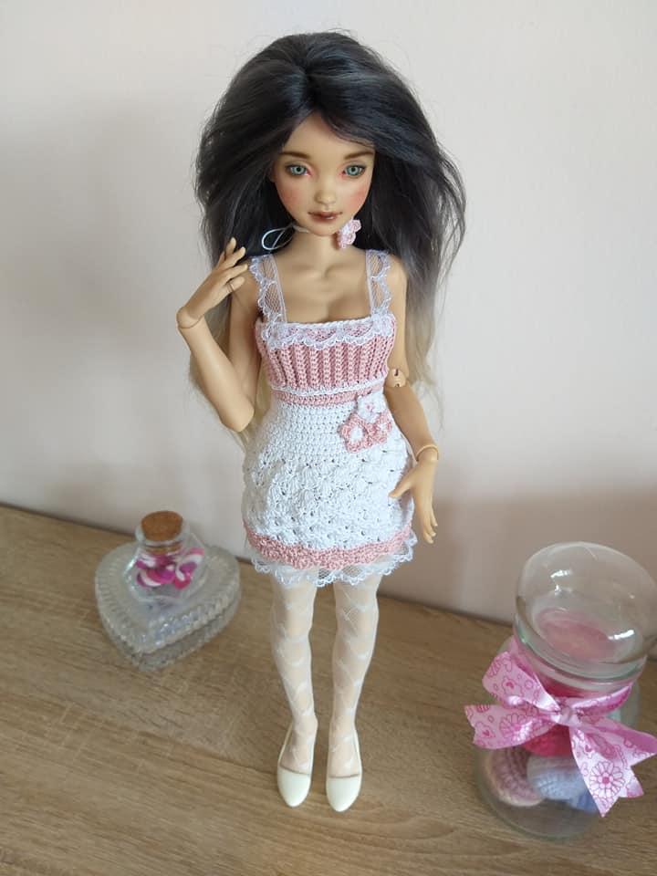 [VENTE ,ÉCHANGE] Ziya light tan de youpla dolls 66304310