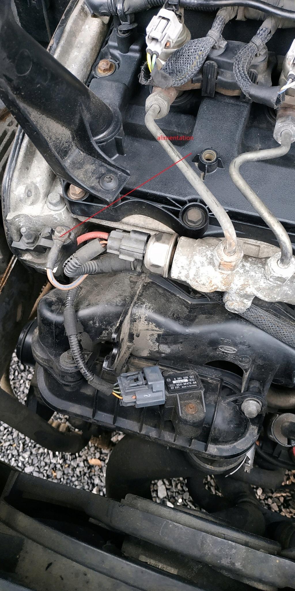 [ ford transit 2.2 TDCI 85cv an 2006 ] souci de moteur  Bougie10