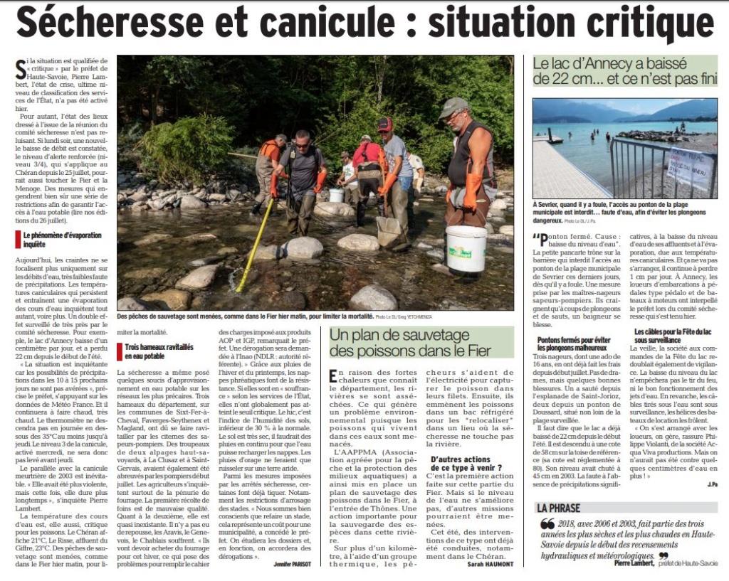Sécheresse : la Haute-Savoie en niveau alerte Dl_4-810