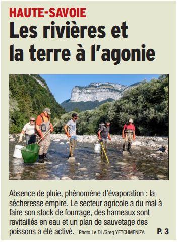 Sécheresse : la Haute-Savoie en niveau alerte Dl_4-811