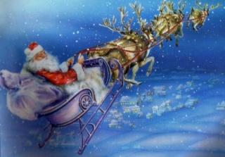 le père Noël est passé Medium10