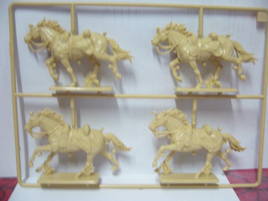 Cavalerie légère britannique 1815; Italeri 1/32 P1050122