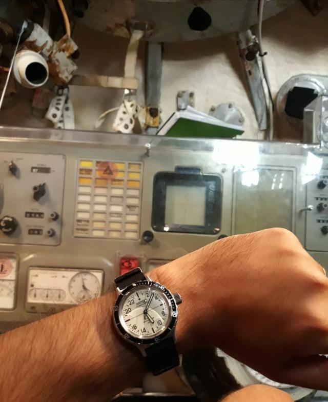 Nos montres avec un objet russe ou soviétique 20180811