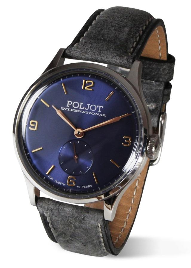 Actualités des montres non russes - Page 20 Pobeda11