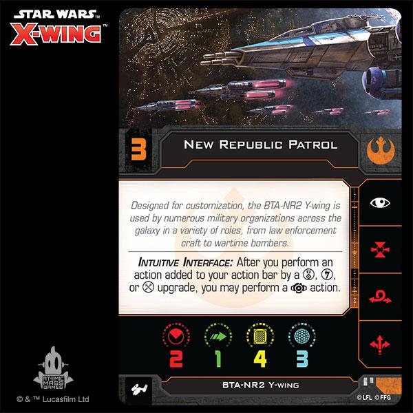 Y-Wing Erweiterung für den Widerstand angekündigt Eb75f210