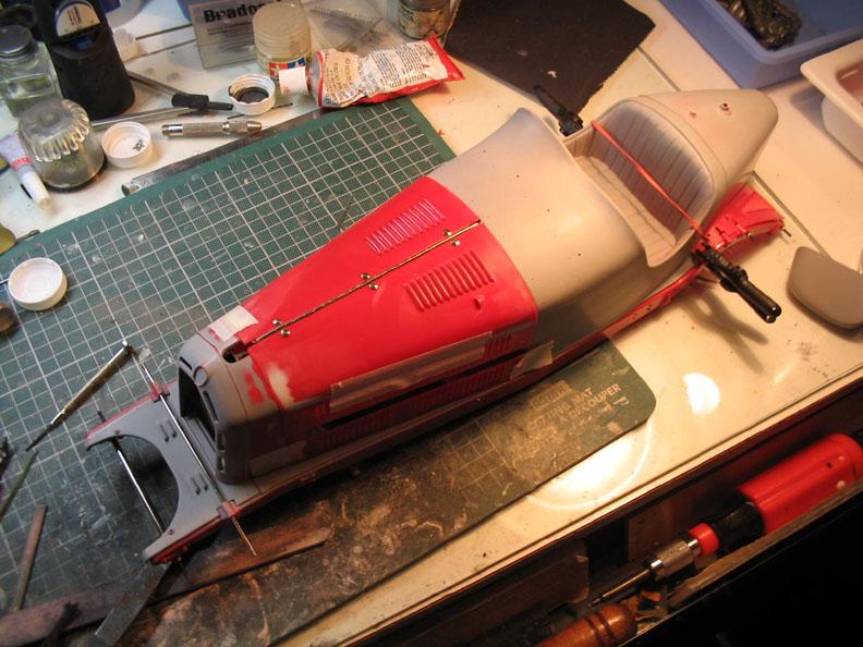 Pocher 1/8 Alfa Romeo 8C Img_0316