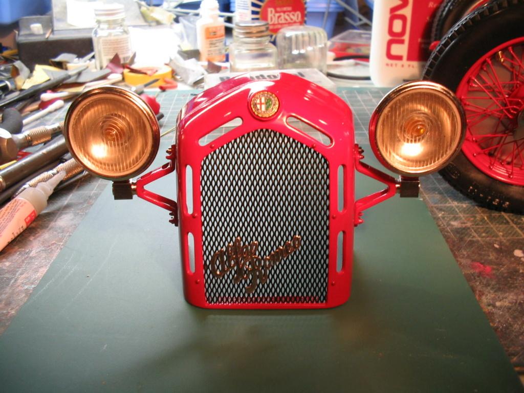 Pocher 1/8 Alfa Romeo 8C Img_0511