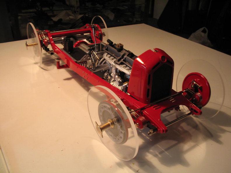 Pocher 1/8 Alfa Romeo 8C Img_0513