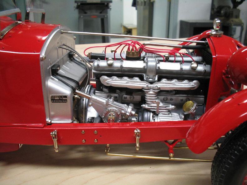 Pocher 1/8 Alfa Romeo 8C Img_0515