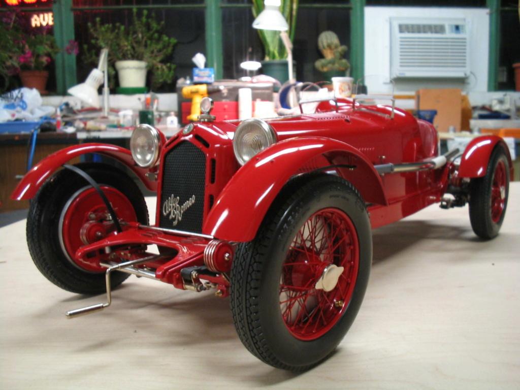 Pocher 1/8 Alfa Romeo 8C Img_0516