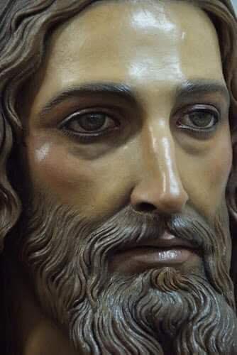 Visage du Christ d'après le saint Suaire Visage10