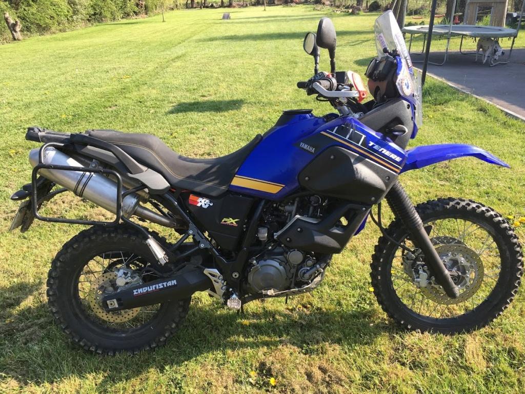 (VENDUE)vente Yamaha xt660z Img_5411