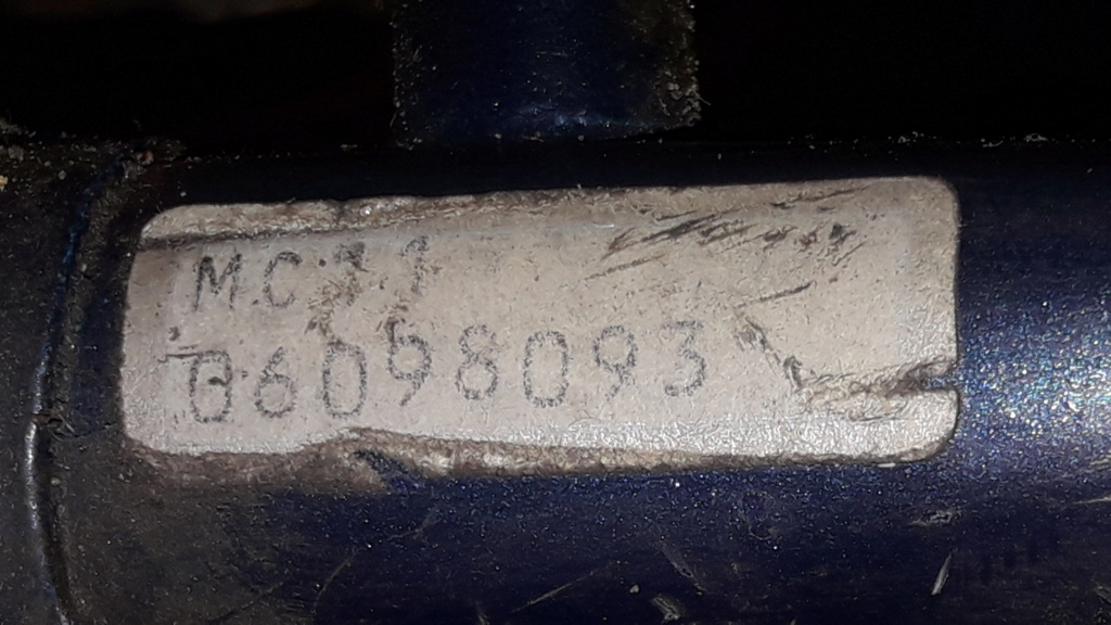MOTOBECANE MC11 Equipe PRO début 1981 20191065