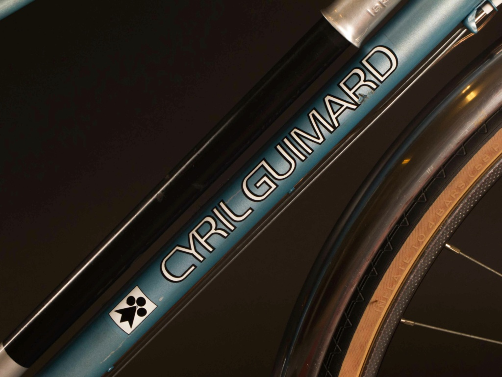Cyril Guimard vitus 999 Cyrilk10