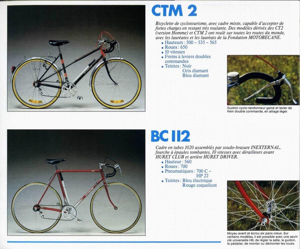 MOTOBECANE CT2 1985 Motobe11