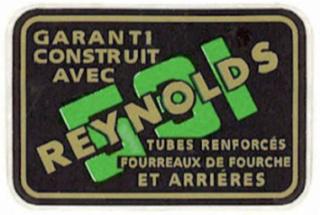 GITANE noir réémaillé de Riendf - Page 2 Reynol11