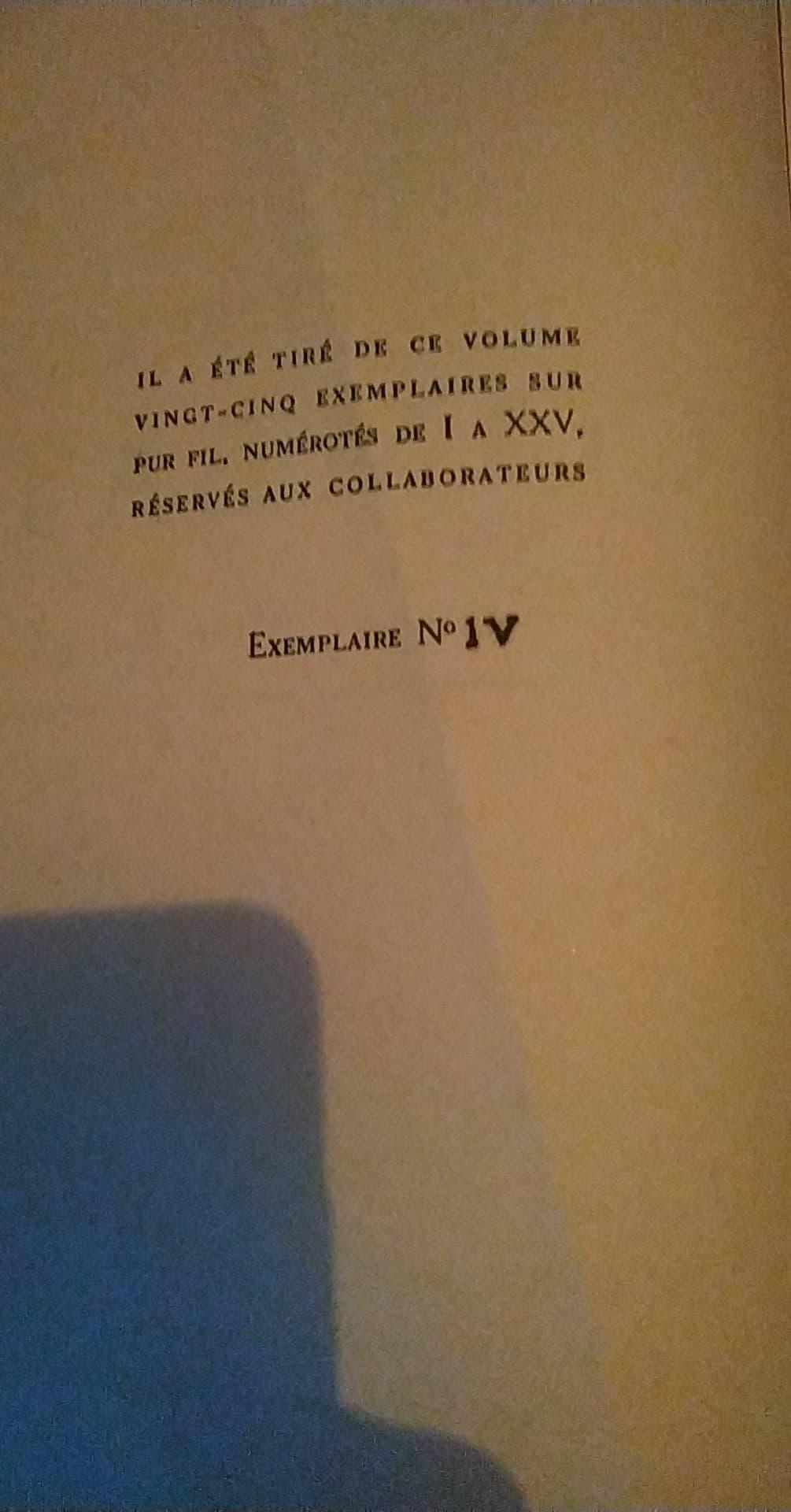 Mein kampf edition latine 1934 réservé aux collaborateurs 13192910
