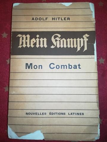 Mein kampf edition latine 1934 réservé aux collaborateurs 13372810