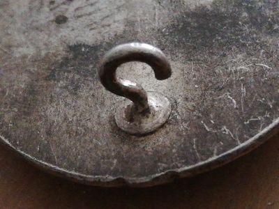 Panzerkanpfabzeichen Silber 65440012